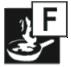 Les différents types de feu - F